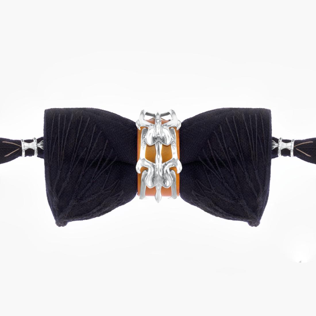 Centauru bow tie front view